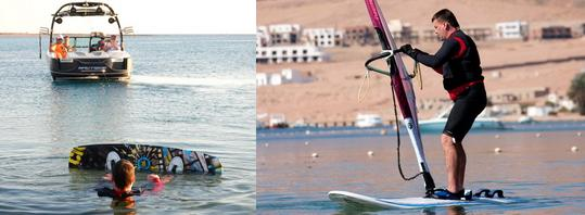 Michel Watersport Camp Dahab